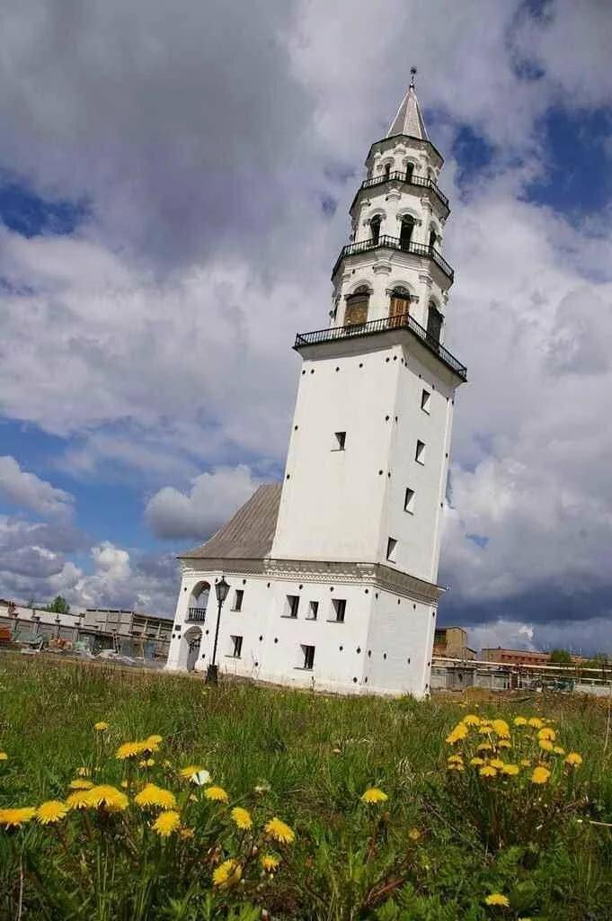 фото наклонной башни невьянской своей специальности эмиль