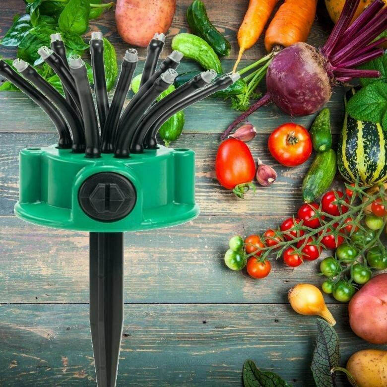Fresh Garden - умная система полива 12 в 1 в Обнинске