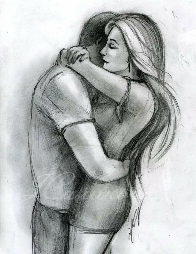 Картинки рисовать любимому