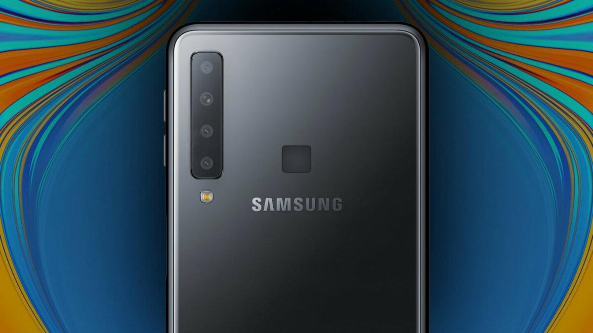 Копия Samsung A9 в Тернополе