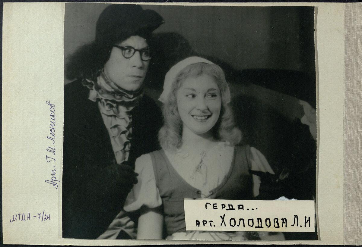 Томский драматический театр - 13 Актеры, спектакли