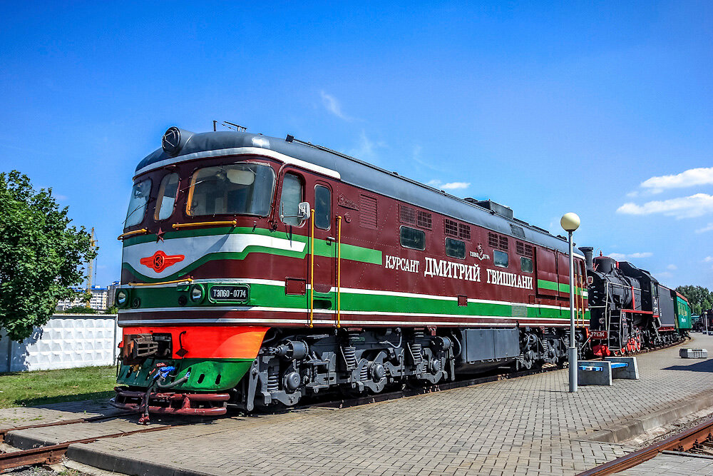 Музей поездов картинки