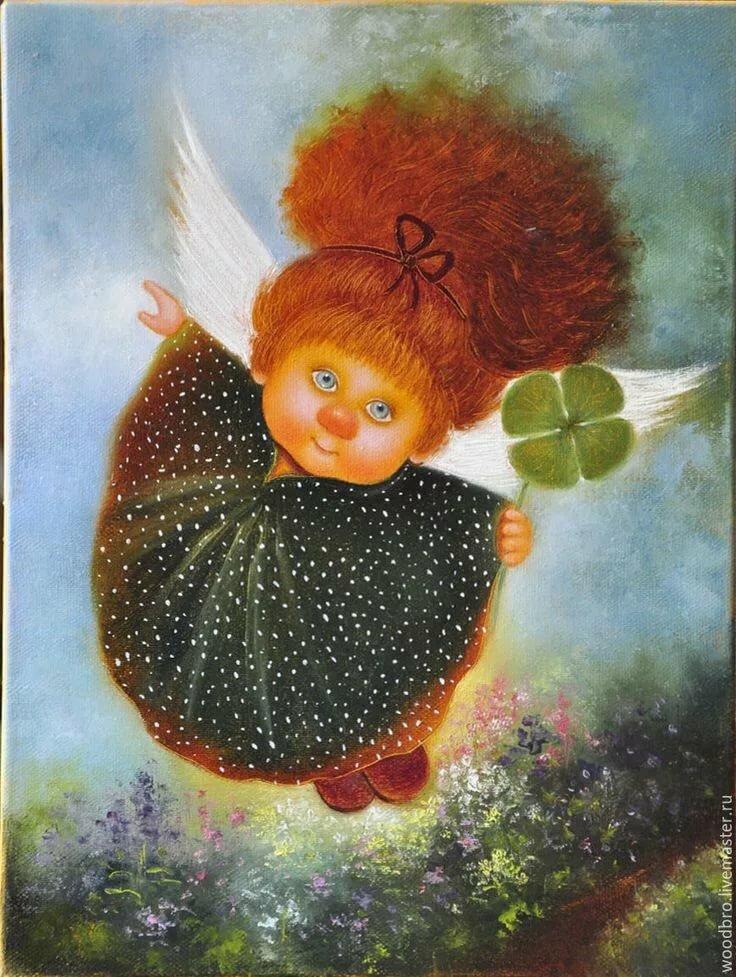 можно хайлайтер юмористические картинки с ангелочками тоже