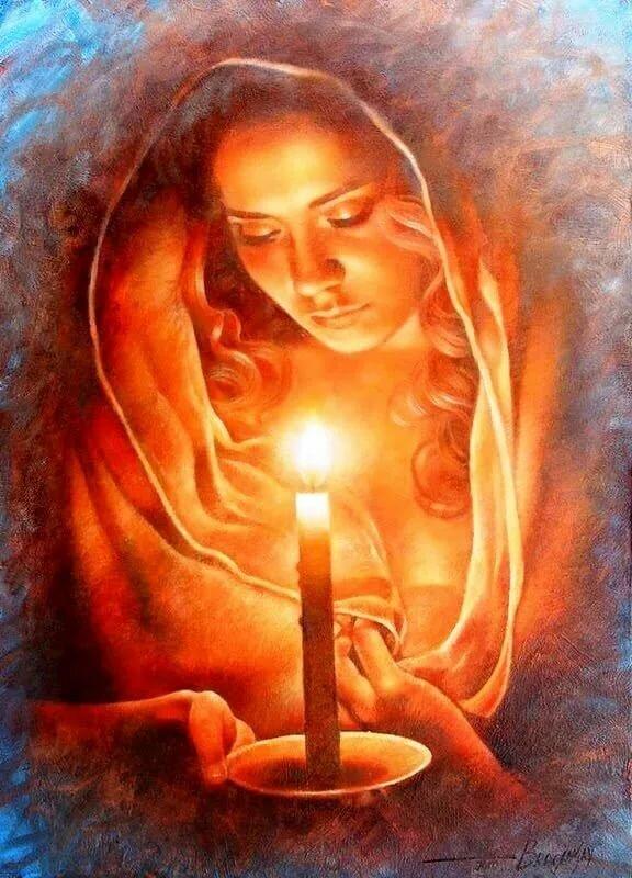 зажгу душевную свечу картинки своего нового