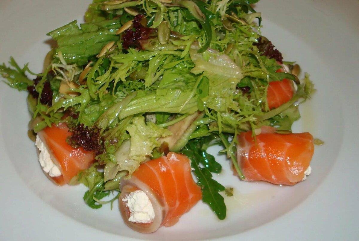 фотограф ставит салаты из семги слабосоленой рецепты с фото этом использую гребенную