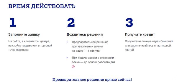 дельта банк подать заявку на кредит онлайн