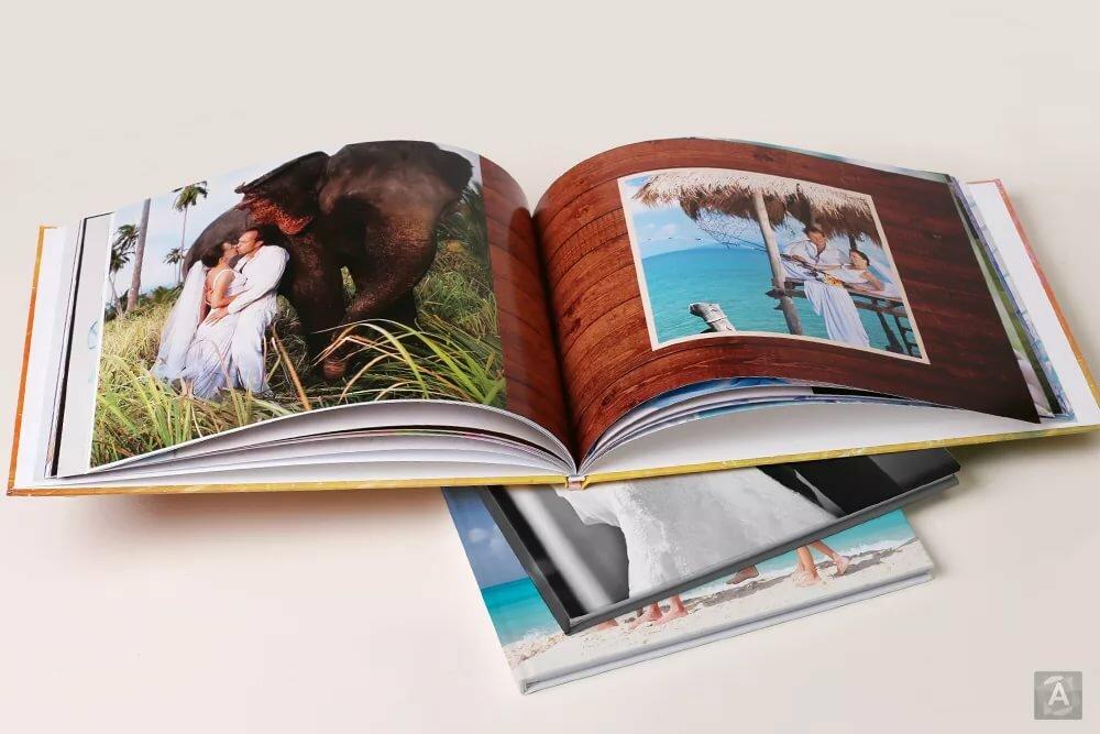Формат для книги с картинками