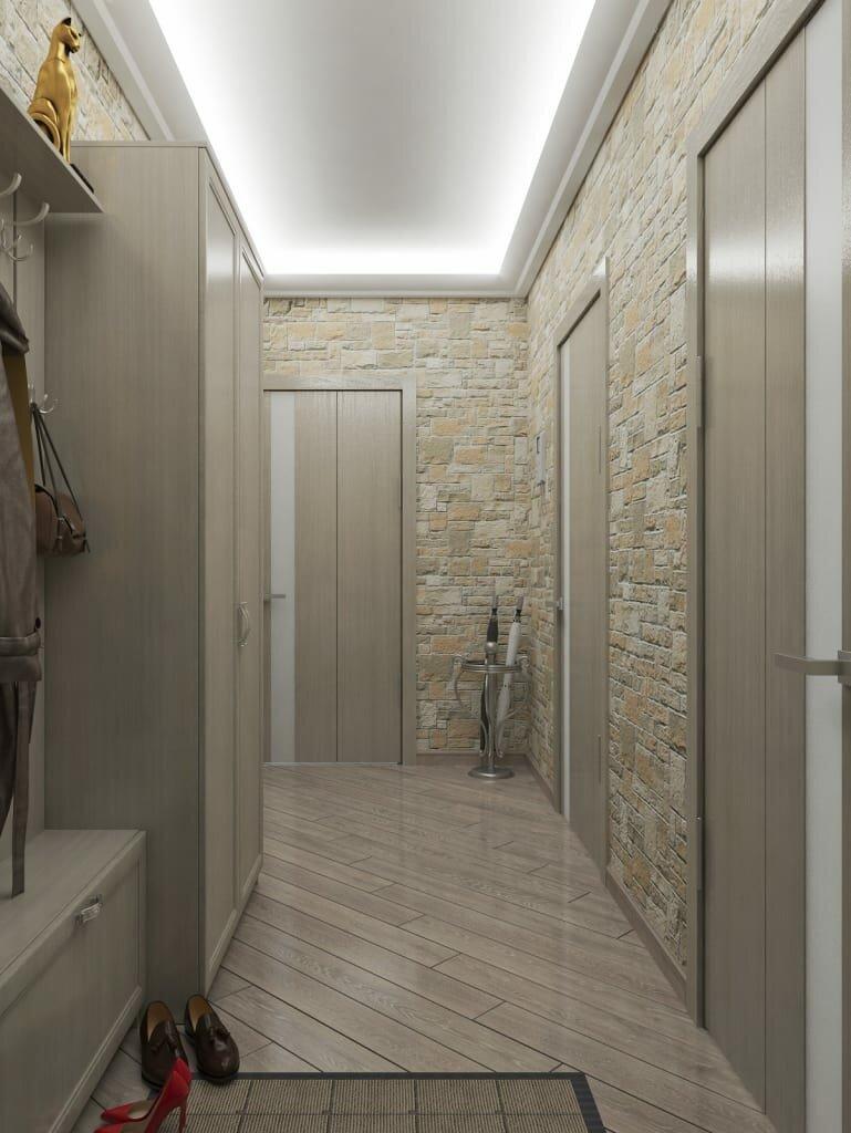 получившийся декоративная штукатурка в узком коридоре фото тем, всех неанглийских
