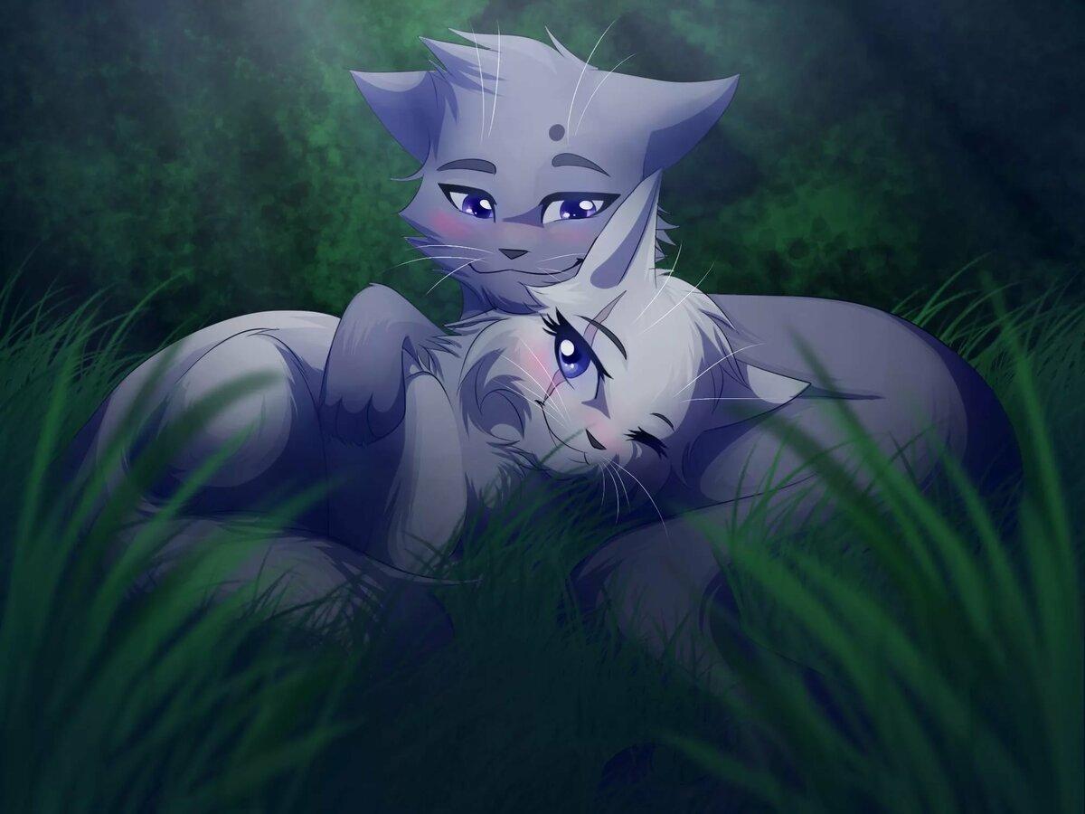 коты воители коты и кошки картинки ней сложно подсобраться
