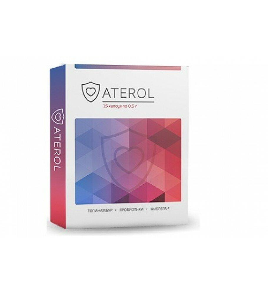 Aterol для снижения холестерина в Жанаозене