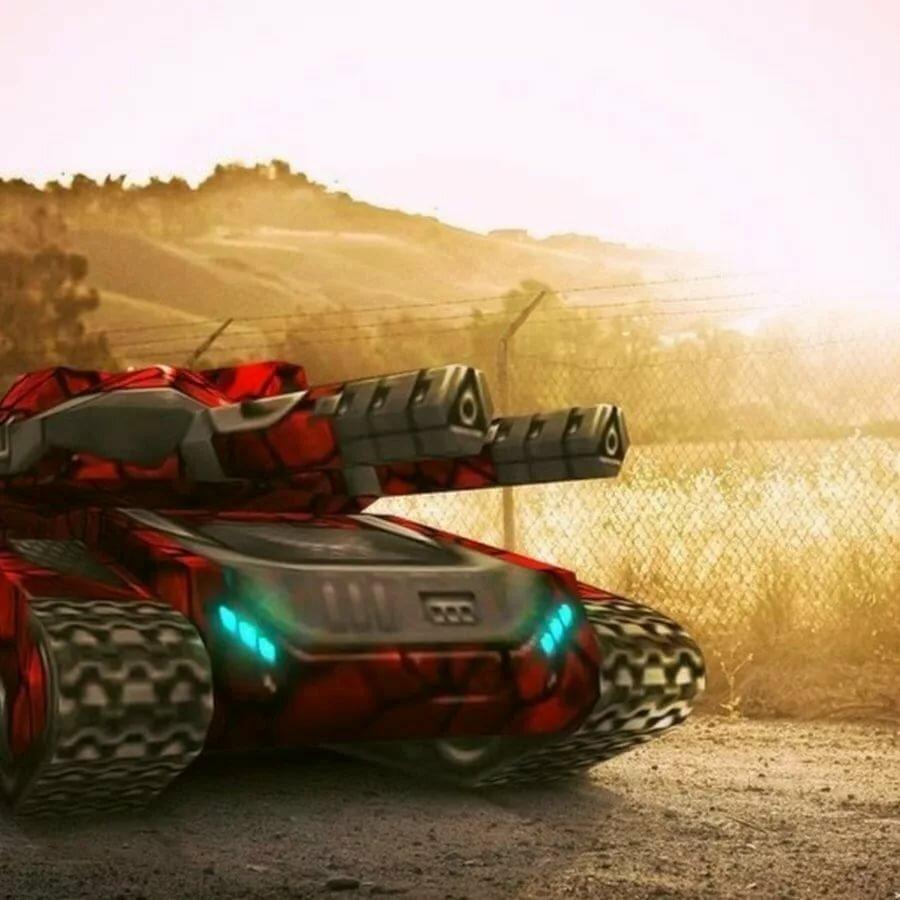 Крутые картинки с танками онлайн