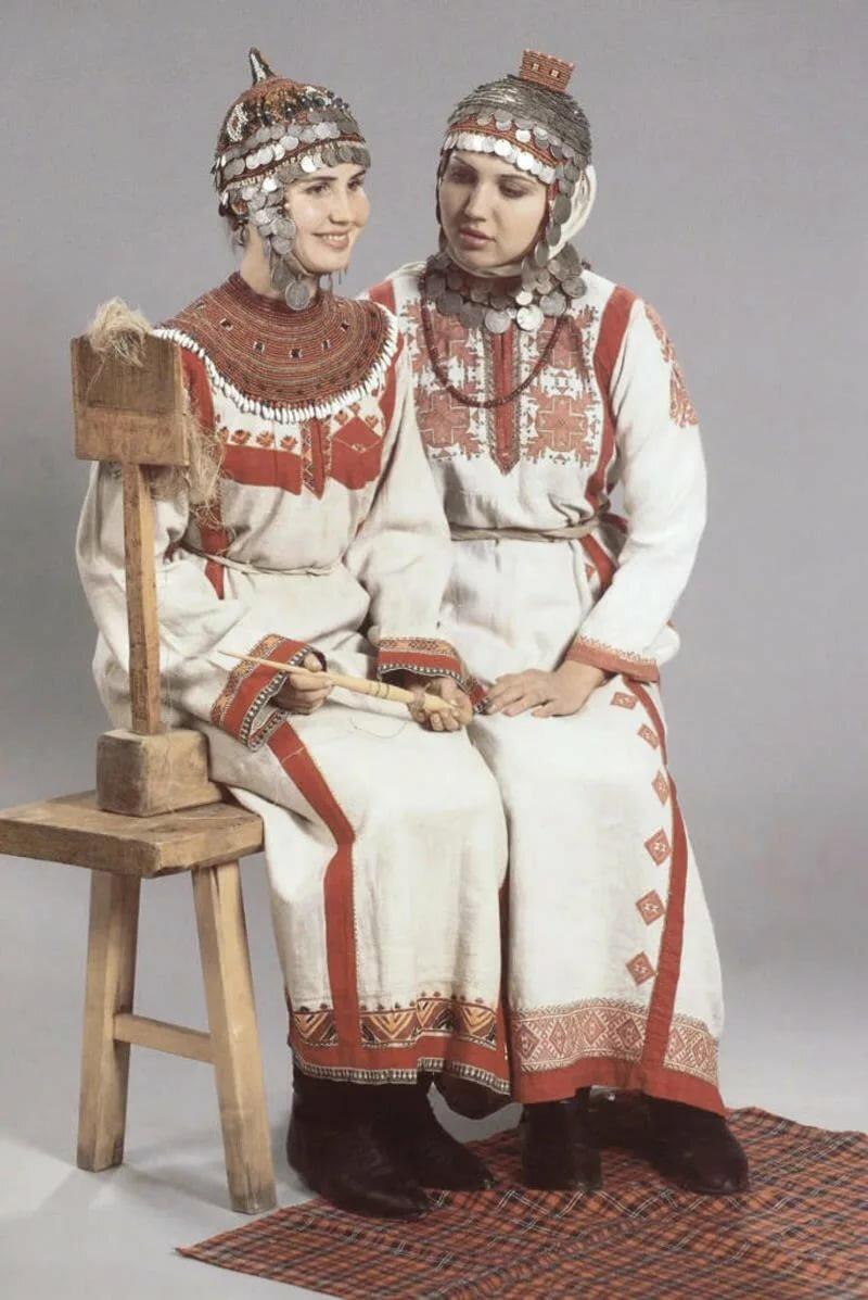 этом картинки национального костюма чувашей ярославля