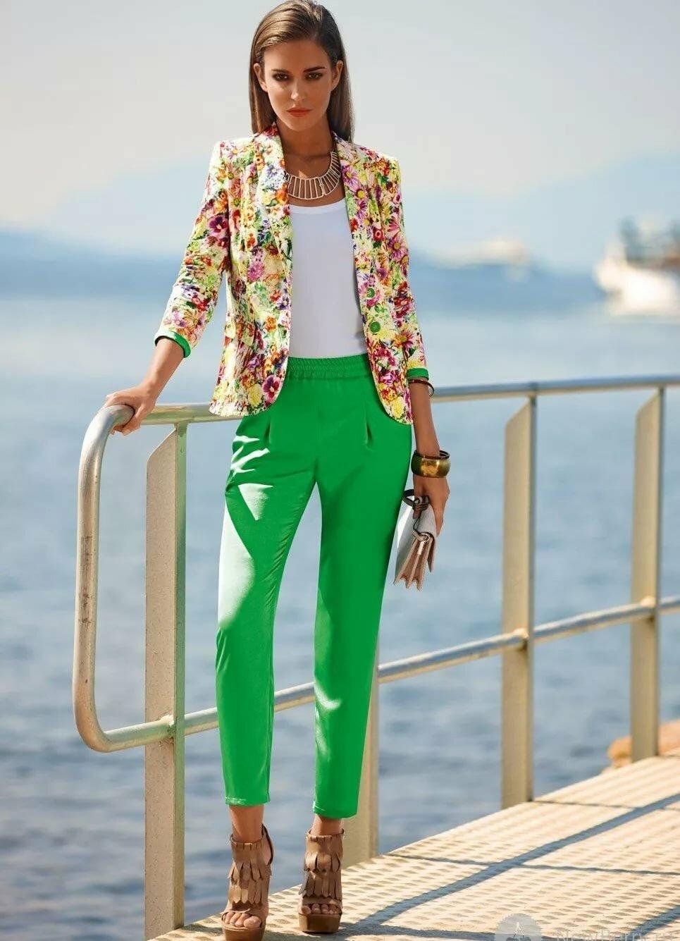 Летняя одежда для женщин в картинках