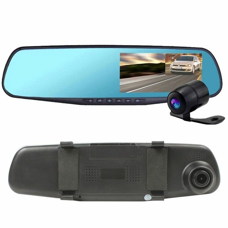Зеркало-видеорегистратор Car DVRs Mirror в Санкт-Петербурге