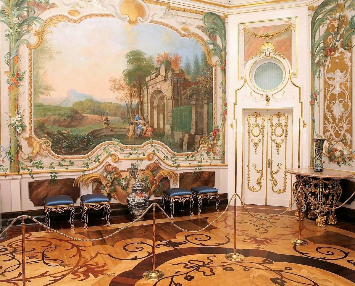 китайский дворец в ораниенбауме фото данном заведении