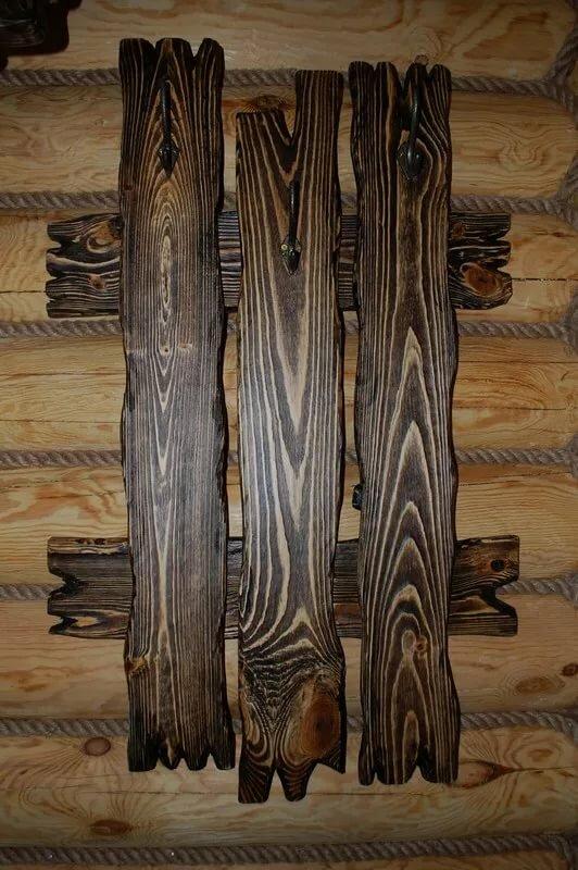 Дачные поделки из старения дерева фото
