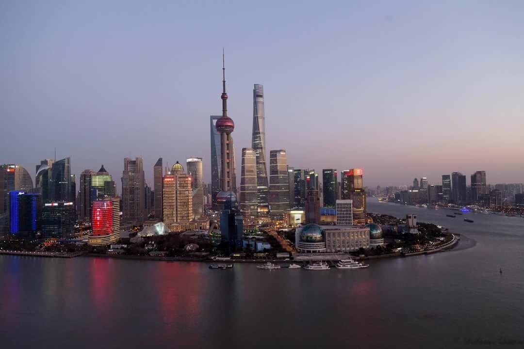 Шанхай картинки на телефон
