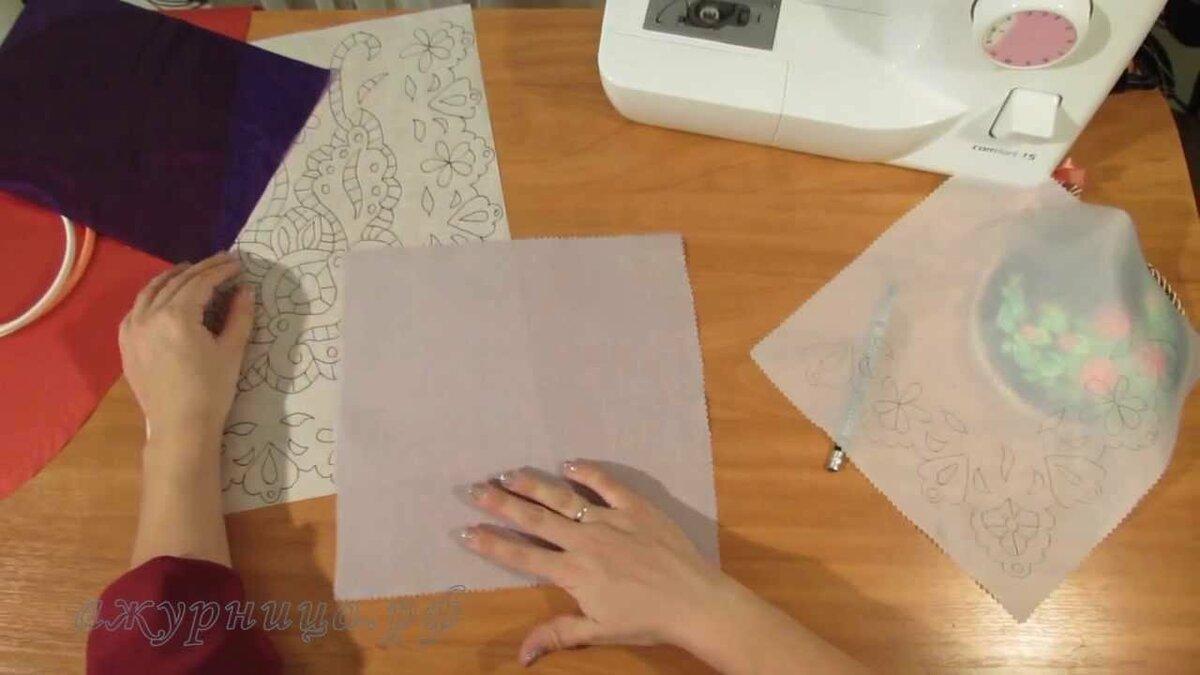 минусом как сделать переводную картинку на ткань получится нормально