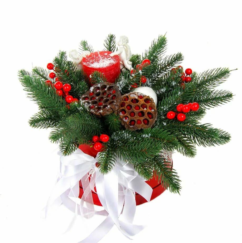 Цветы оптовым, новогодние букеты на заказ спб