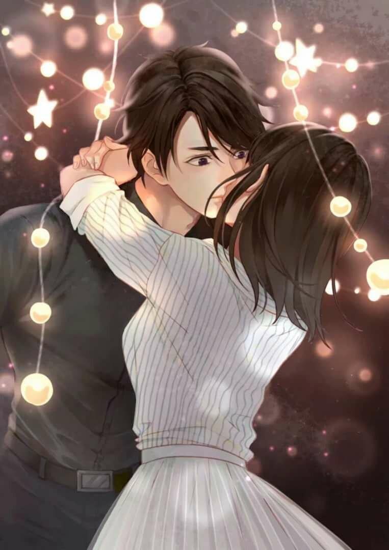 Милые картинки аниме романтика