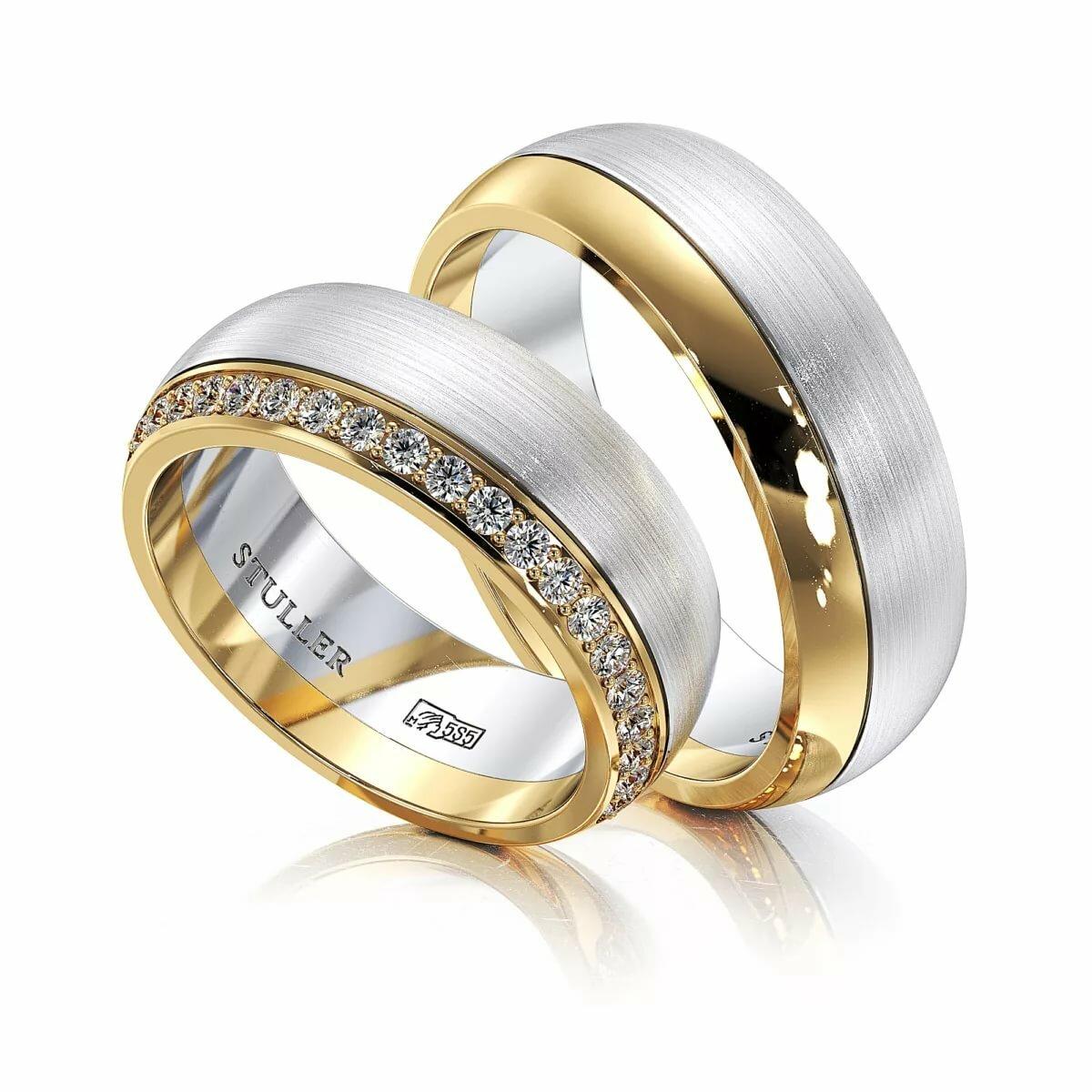 Посмотреть обручальные кольца в картинках