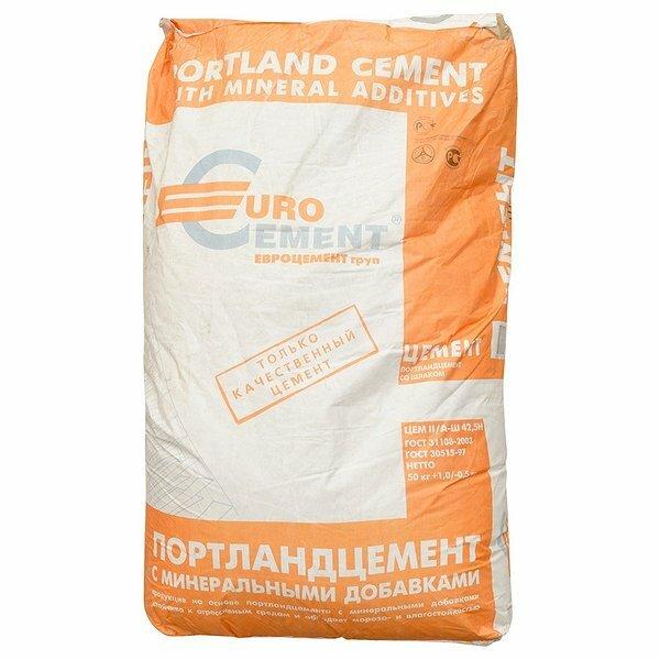 цемент 1 мешок 50 кг цена