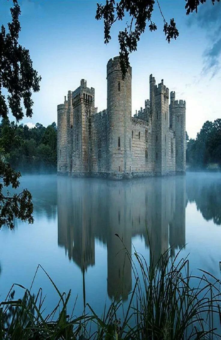 замок боли вода любит