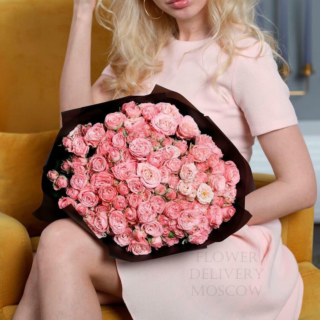 Букет, международная доставка цветов из москву в украины