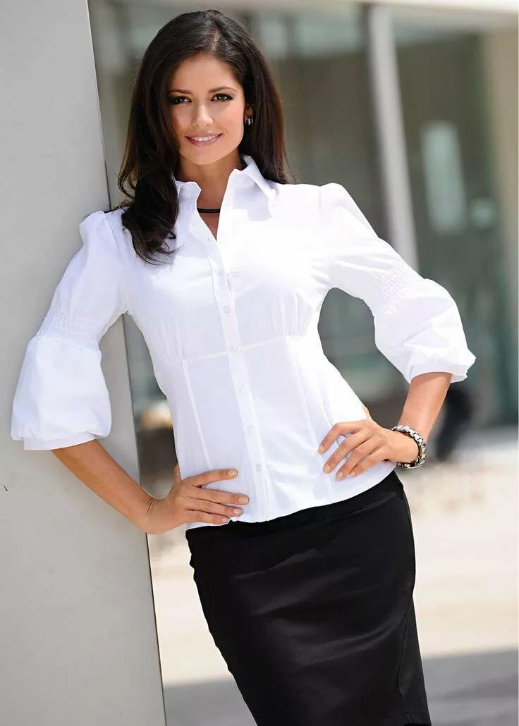 Красивые блузки для женщин картинки