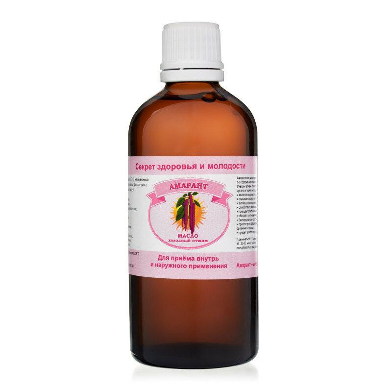 Амарантовое масло от псориаза в Емве