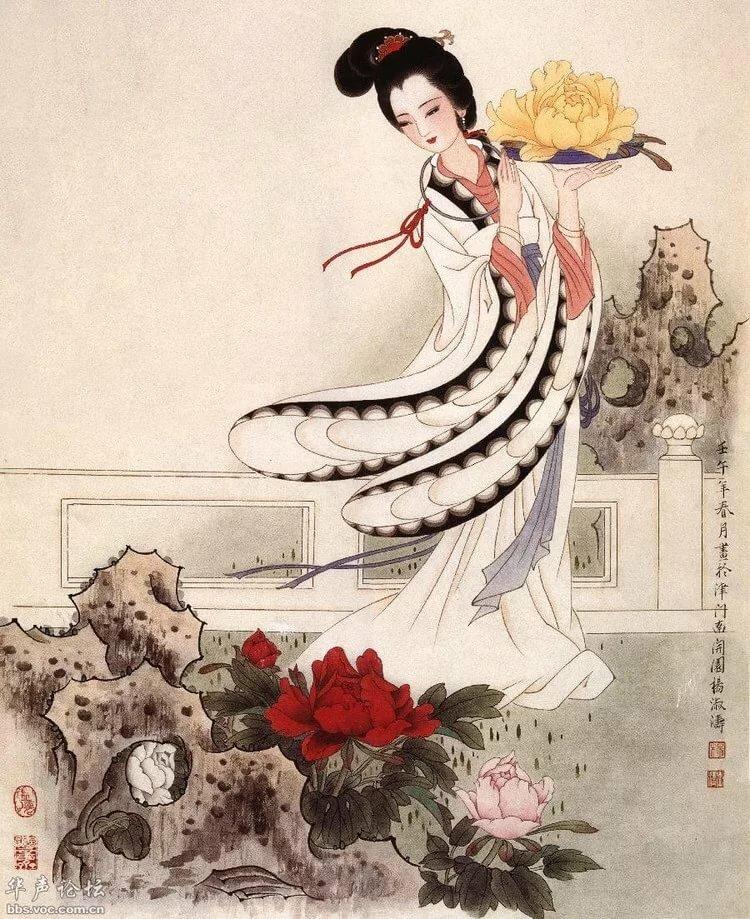 Японско китайские картинки для декупажа