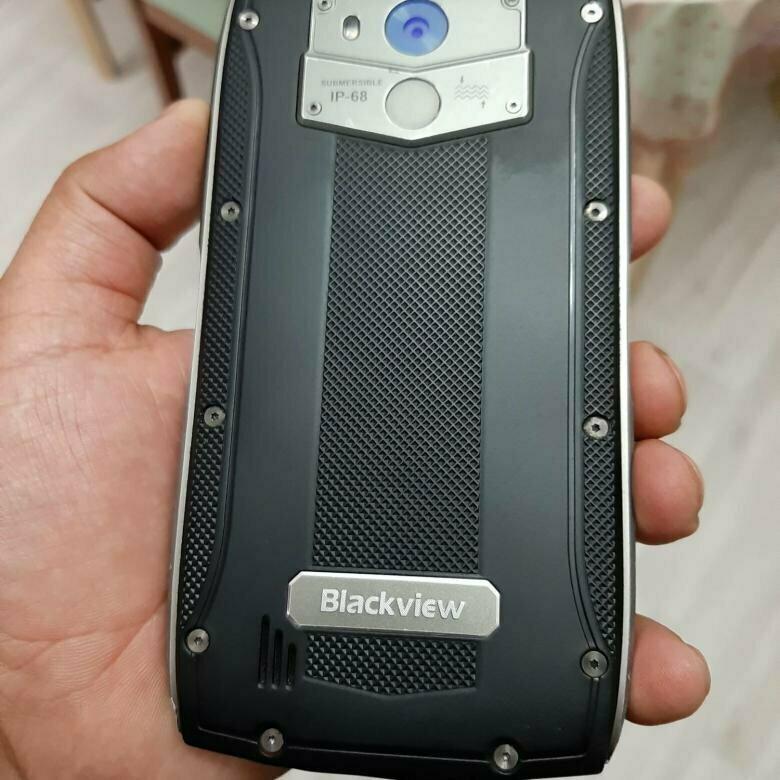 Сверхпрочный смартфон blackview BV7000 Pro в Санкт-Петербурге