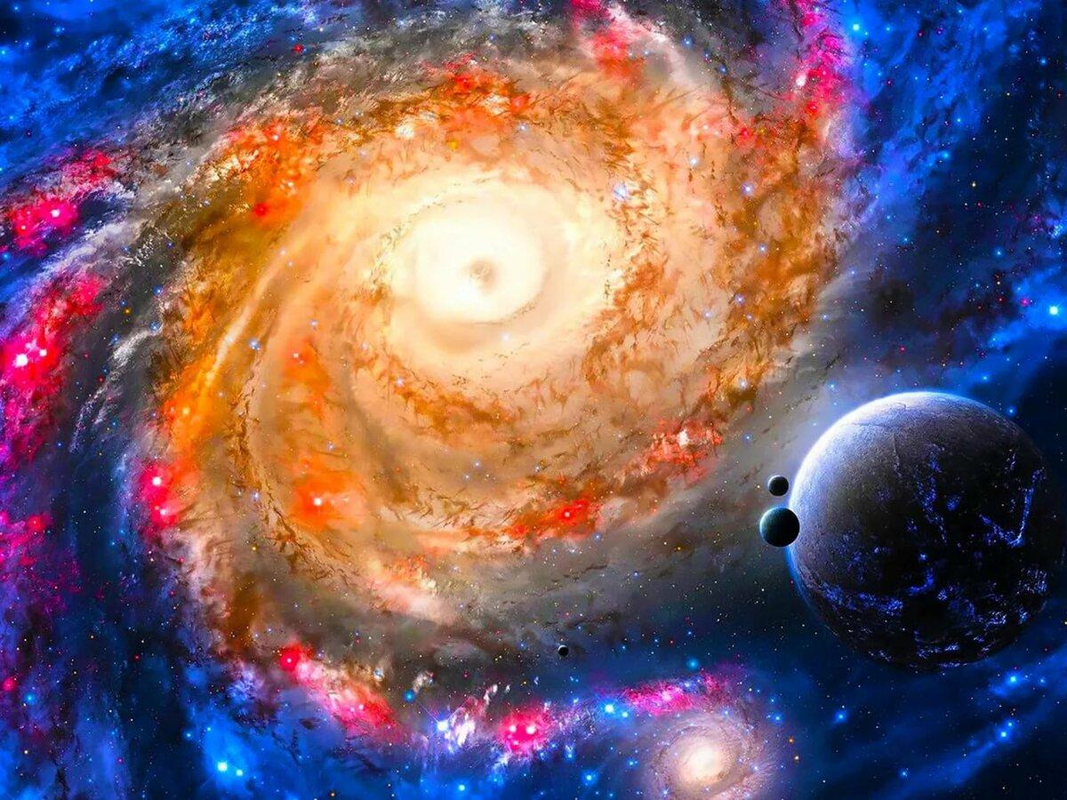 Картинки вселенной хорошего качества