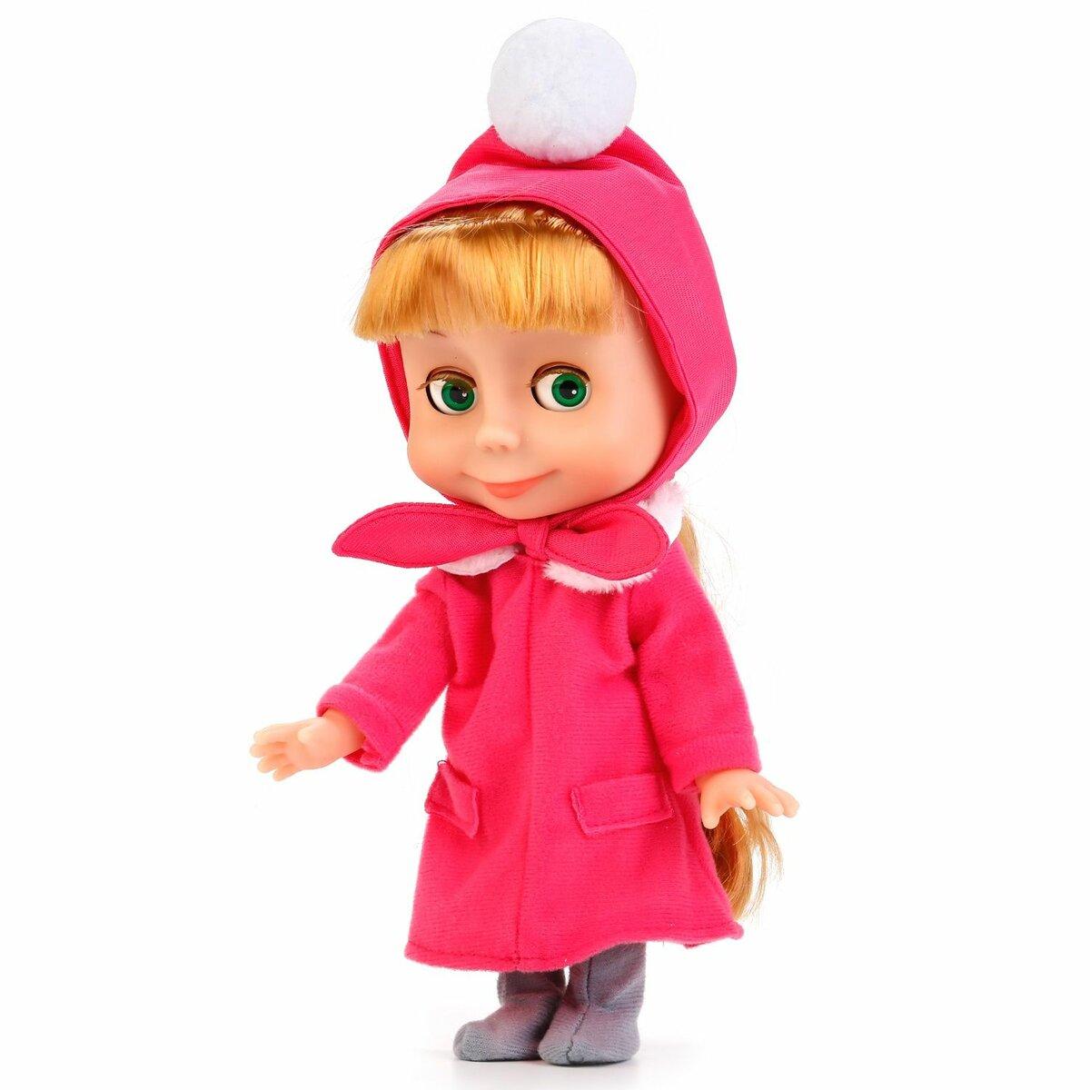 Маша в зимней одежде картинки нашем