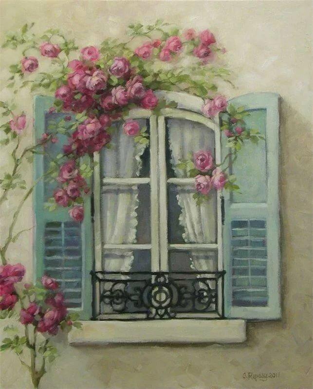 Букет шикарных, картинки с окнами скрапбукинг