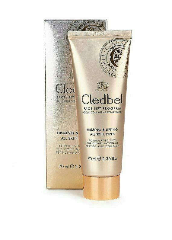 Cledbel 24K Gold - маска-пленка с лифтинг-эффектом в Балаково