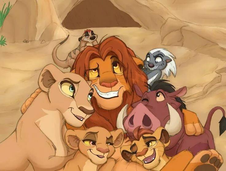 Все картинки короля льва