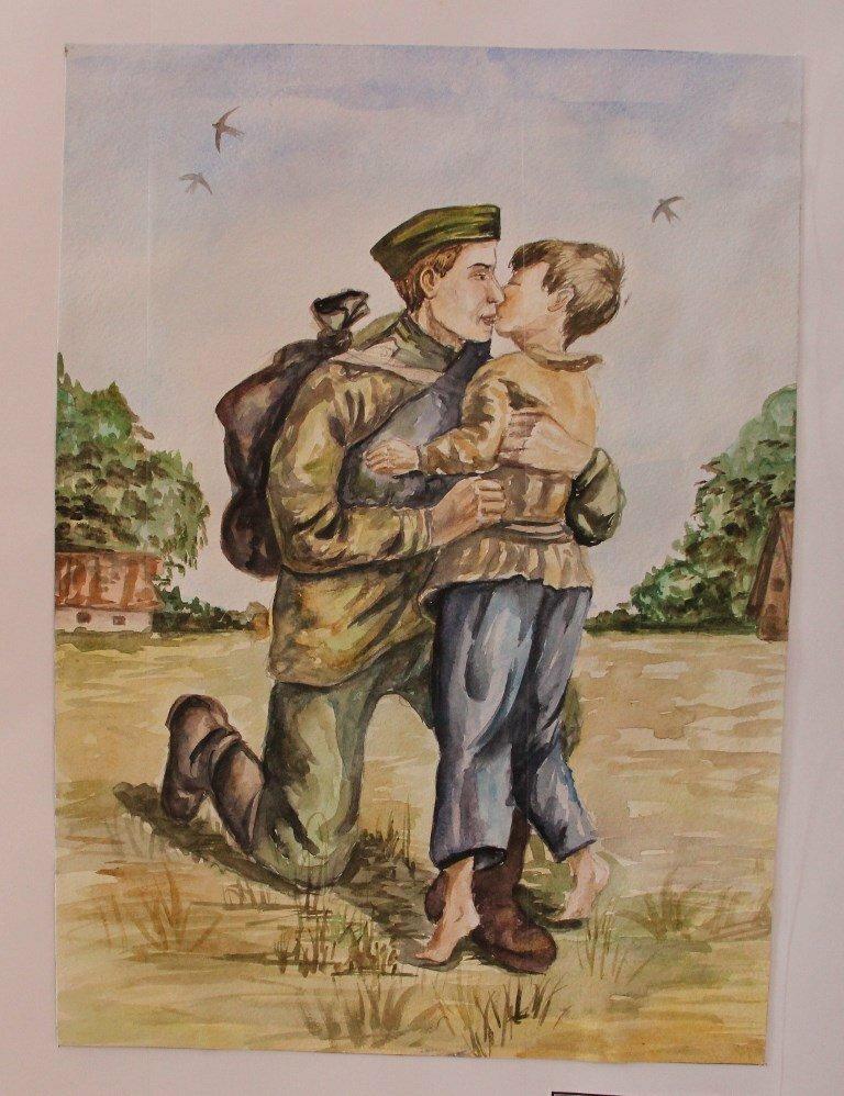 открытки любимым-военным границу открытки тоже