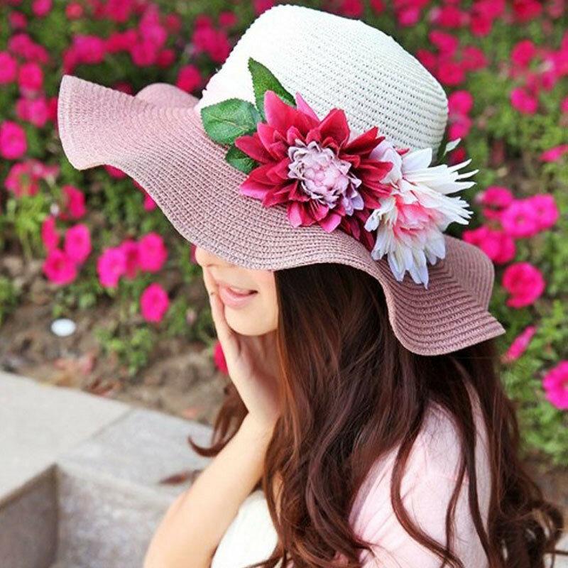 часть шляпки с цветами фото сожалению