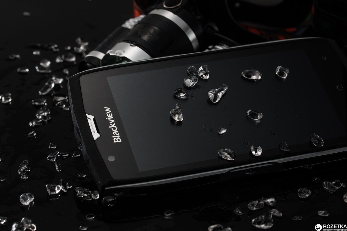 Сверхпрочный смартфон blackview BV7000 Pro в Северодонецке