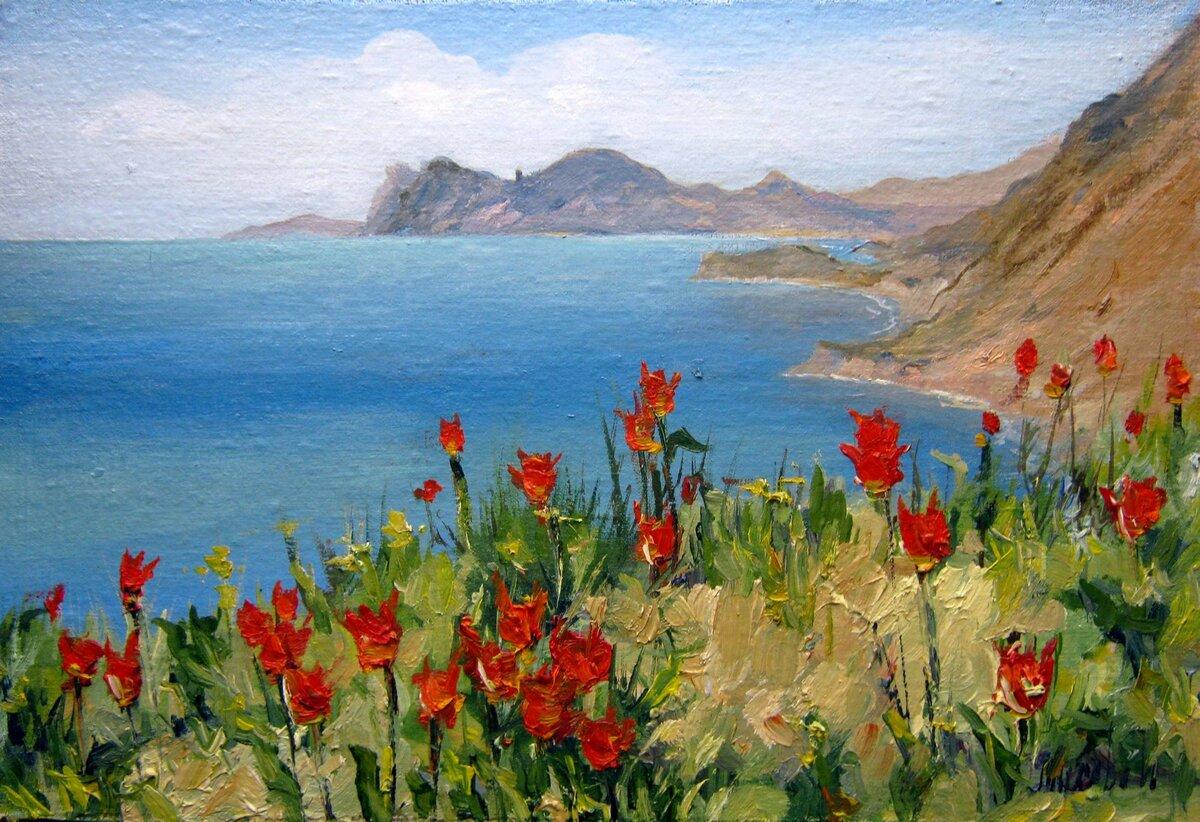 Крымская весна картинки и рисунки, веселые картинки спокойной