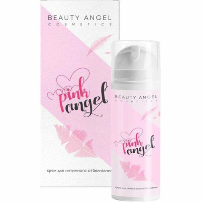Pink Angel - крем-маска для интимного отбеливания в Шилке