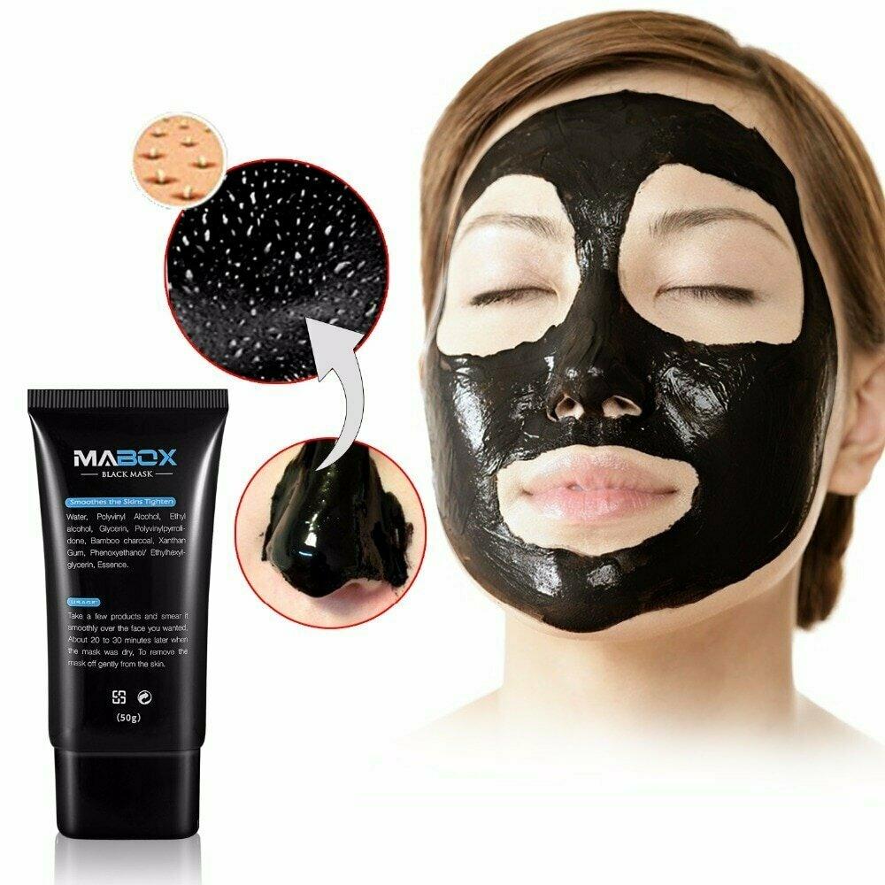 Black Mask маска от черных точек и прыщей в Павлодаре