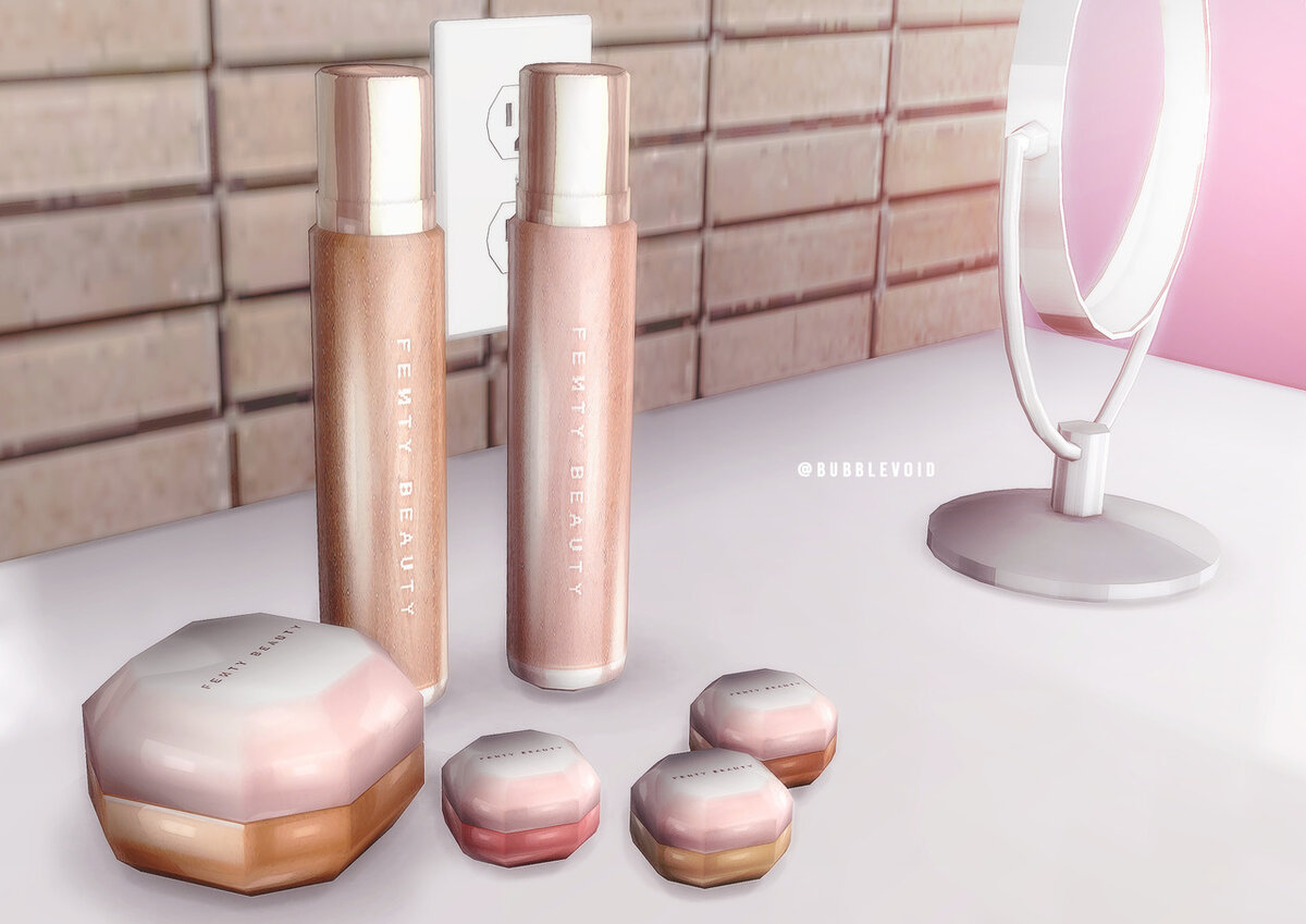 Набор косметики FENTY BEAUTY в Архангельске