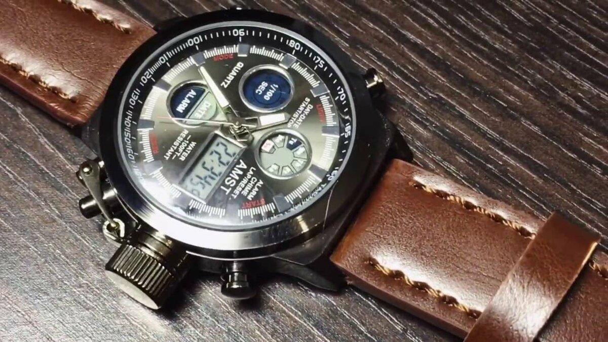 AMST - армейские наручные часы в Братске