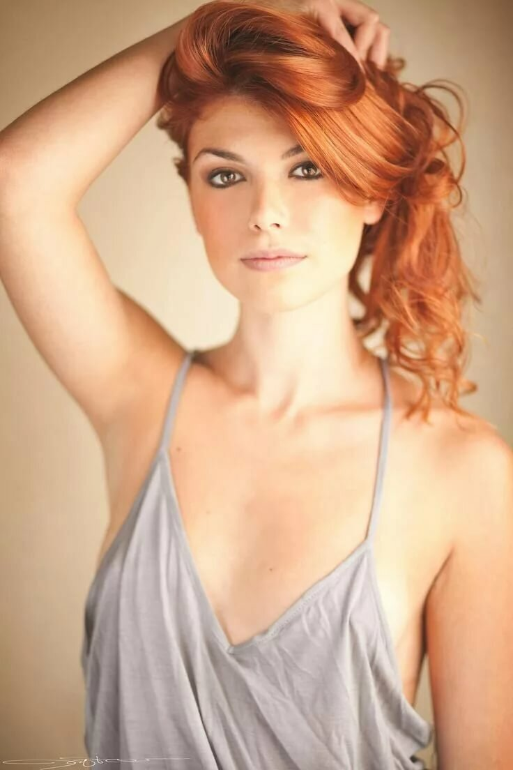 Nude hot redheads