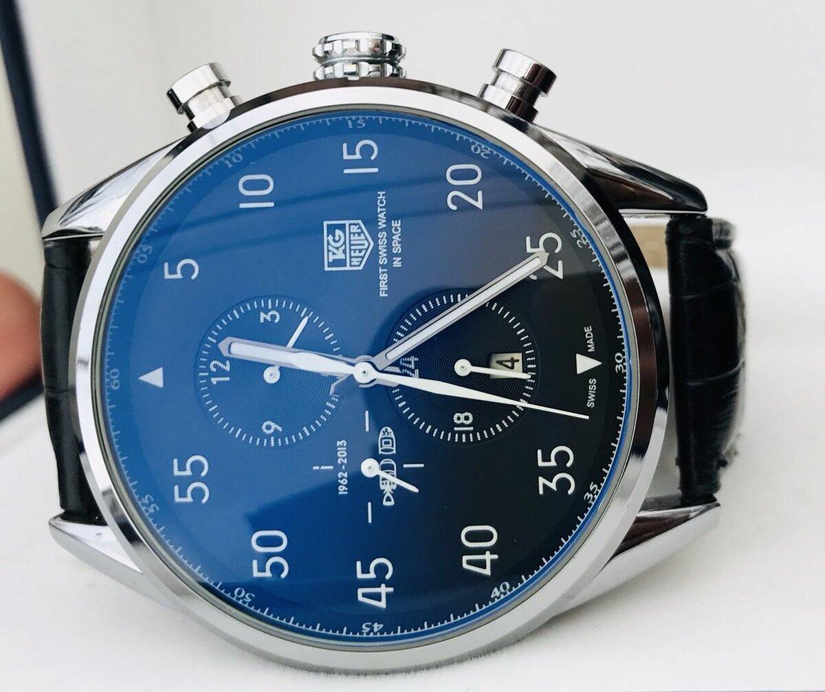 Часы Tag Heuer Space X в Ачинске
