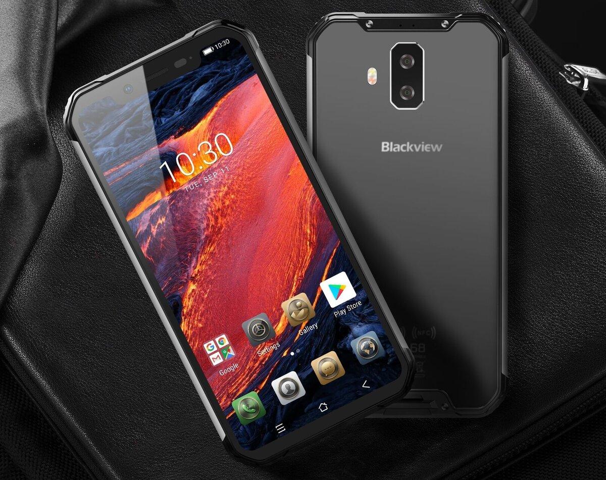 Сверхпрочный смартфон Blackview BV9600 Pro в Челябинске