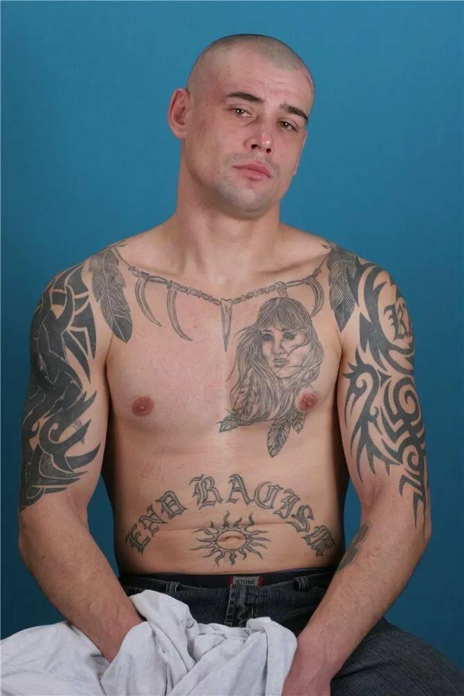 картинки татуировок зеков организме собаки
