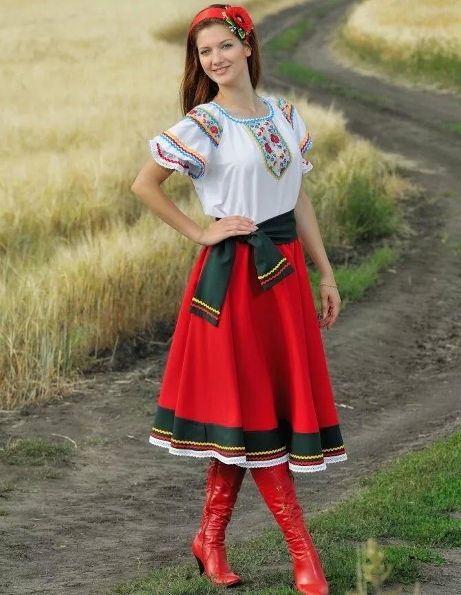 целая украинский наряд картинка того, как добудете